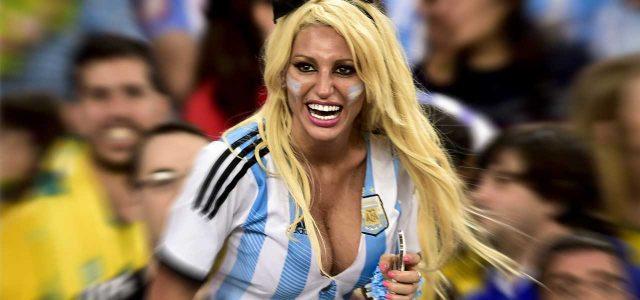 Hincha de Argentina Futbol